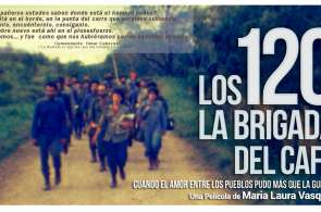 "Documental ""Los 120. La Brigada del Café"""